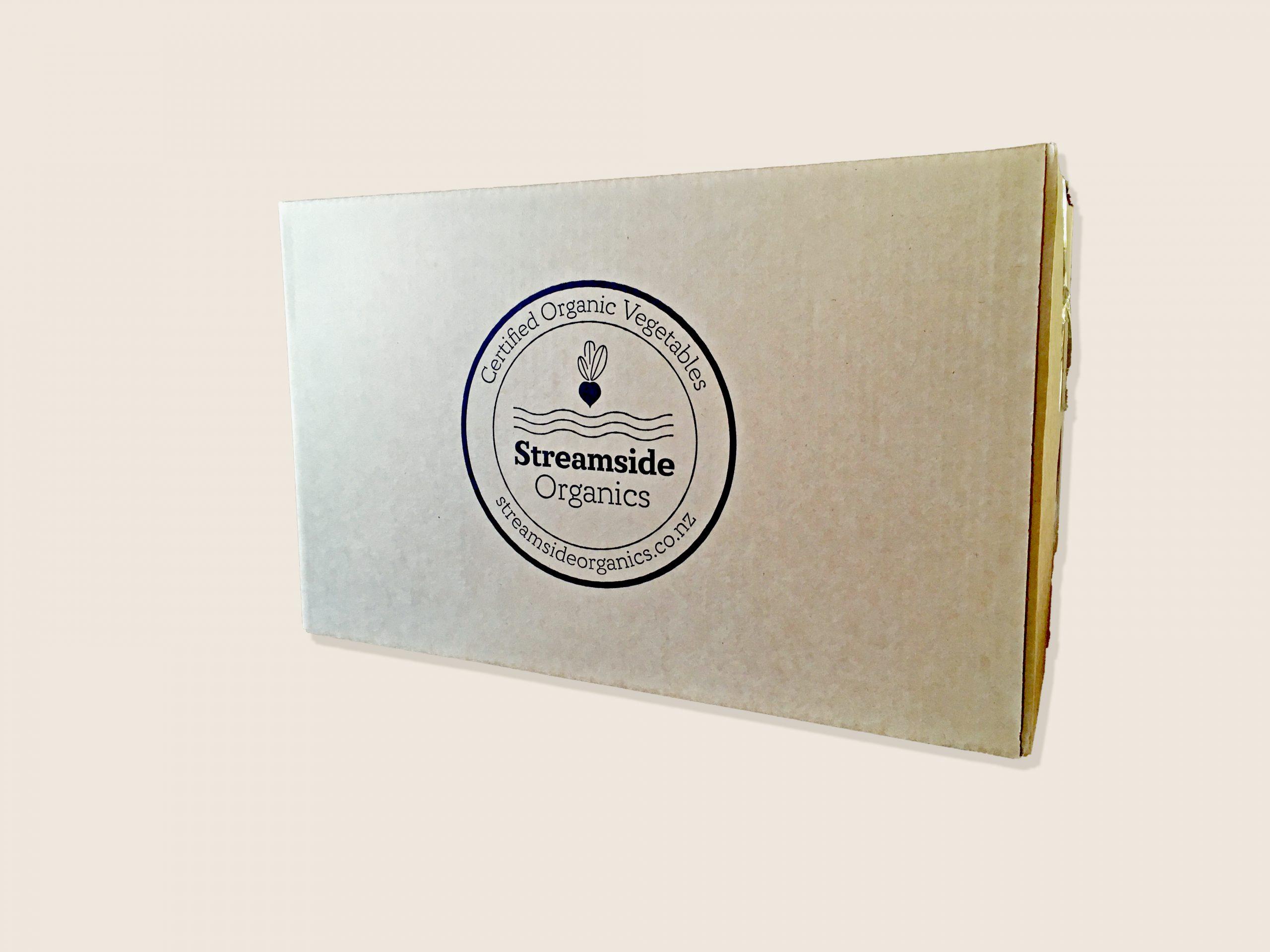 Streamside Organics Box