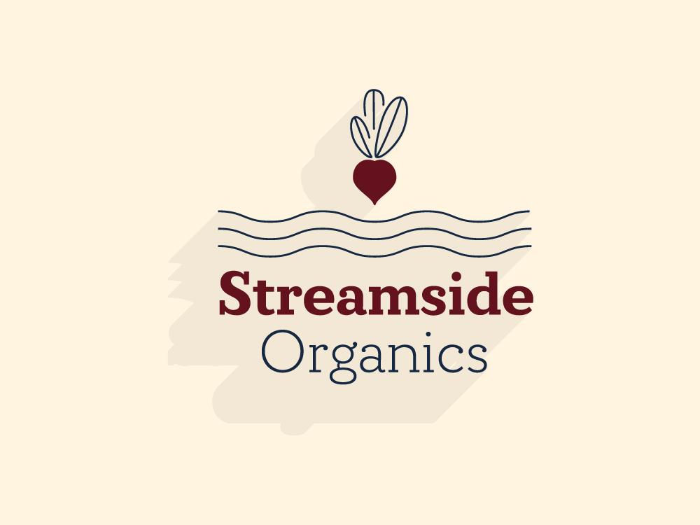 Streamside Organics Logo